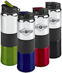 25oz Callaway Color Stainless Steel Bottles